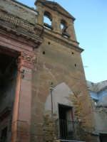 ruderi del paese distrutto dal terremoto del gennaio 1968 - 2 ottobre 2007   - Poggioreale (693 clic)