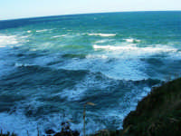 panorama da zona Campana - 4 febbraio 2007  - Castellammare del golfo (763 clic)