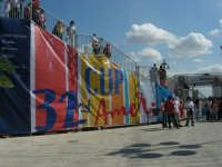 Ingresso all'America's Cup Park - 2 ottobre 2005  - Trapani (2088 clic)