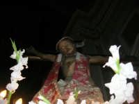 interno della Chiesa Maria SS. delle Grazie: Gesù sulla croce - 3 settembre 2008   - Torretta (2582 clic)