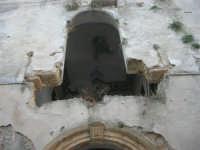 ruderi del paese distrutto dal terremoto del gennaio 1968 - 2 ottobre 2007   - Poggioreale (713 clic)