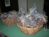 mustazzoli e dolci di Natale ai fichi ed alle mandorle - I.C. Pascoli - 19 dicembre 2008  - Castellammare del golfo (1521 clic)