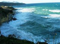panorama da zona Campana - 4 febbraio 2007  - Castellammare del golfo (879 clic)