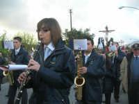 Processione della Via Crucis con gruppi statuari viventi - 5 aprile 2009   - Buseto palizzolo (2084 clic)