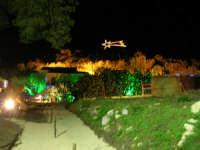 lo scenario del Presepe Vivente - 21 dicembre 2008    - Balata di baida (1363 clic)
