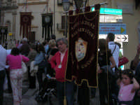 2° Corteo Storico di Santa Rita - Associazione Sbandieratori Città di Caccamo e Stendardieri di Petralia La Suprana - 17 maggio 2008   - Castellammare del golfo (606 clic)