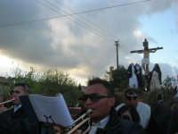 Processione della Via Crucis con gruppi statuari viventi - 5 aprile 2009   - Buseto palizzolo (2401 clic)