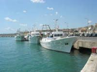 il porto - 25 aprile 2008  - Sciacca (1062 clic)