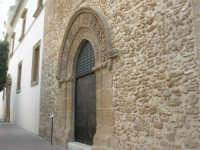 visita alla città - ex Chiesa S. Gerlando - 25 aprile 2008   - Sciacca (1319 clic)