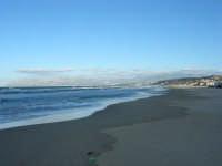 spiaggia Plaja: il mare d'inverno - 4 febbraio 2007  - Castellammare del golfo (907 clic)