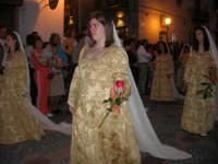 2° Corteo Storico di Santa Rita - Dame - 17 maggio 2008   - Castellammare del golfo (521 clic)