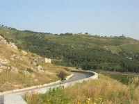 monte Erice: dove scende la funivia - 1 maggio 2008   - Erice (833 clic)