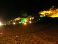 lo scenario del Presepe Vivente - 21 dicembre 2008    - Balata di baida (1105 clic)