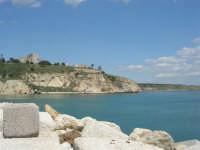 un tratto di costa - 25 aprile 2008  - Sciacca (1465 clic)