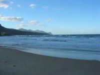 spiaggia Plaja: il mare d'inverno - 4 febbraio 2007  - Castellammare del golfo (844 clic)