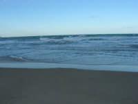 spiaggia Plaja: il mare d'inverno - 4 febbraio 2007  - Castellammare del golfo (1167 clic)