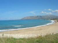 spiaggia di levante e golfo di Castellammare - 5 ottobre 2008   - Balestrate (1553 clic)