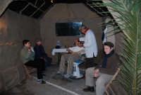 Presepe Vivente presso l'Istituto Comprensivo A. Manzoni - 21 dicembre 2008   - Buseto palizzolo (752 clic)