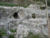 necropoli preistorica sicana - 9 novembre 2008  - Caltabellotta (4057 clic)
