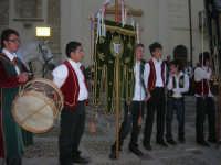 2° Corteo Storico di Santa Rita - Piazza Madonna delle Grazie - Stendardieri di Petralia La Suprana - 17 maggio 2008   - Castellammare del golfo (527 clic)