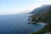 Cala Tonnarella dell'Uzzo e Golfo di Castellammare - 24 febbraio 2008  - Riserva dello zingaro (767 clic)