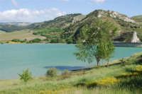 Lago Arancio - 25 aprile 2008   - Sambuca di sicilia (1631 clic)