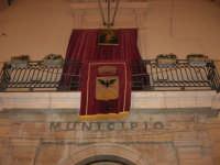 Festeggiamenti Maria SS. dei Miracoli - Balcone del Municipio in Piazza Ciullo - 20 giugno 2008   - Alcamo (727 clic)