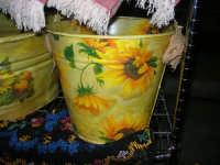Cous Cous Fest 2007 - Expo Village - itinerario alla scoperta dell'artigianato, del turismo, dell'agroalimentare siciliano e dei Paesi del Mediterraneo - prodotti artigianali realizzati a mano - 28 settembre 2007   - San vito lo capo (753 clic)