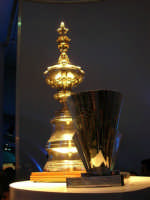 America's Cup Park sul lungomare: la mitica America's Cup & Louis Vuitton - 1 ottobre 2005   - Trapani (2059 clic)