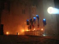 Festeggiamenti Maria SS. dei Miracoli - La Festa del Paradiso - L'Assalto al Castello - Piazza Castello - 20 giugno 2008   - Alcamo (570 clic)