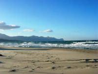 zona Battigia: il mare d'inverno - 4 febbraio 2007  - Alcamo marina (960 clic)