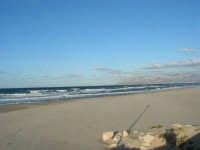 zona Battigia: il mare d'inverno - 4 febbraio 2007  - Alcamo marina (932 clic)