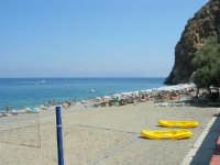 Villaggio Turistico Capo Calavà: la spiaggia - 23 luglio 2006   - Gioiosa marea (1322 clic)