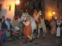 2° Corteo Storico di Santa Rita - Cavaliere - Rita novizia - 17 maggio 2008   - Castellammare del golfo (954 clic)