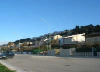 zona Battigia: il lungomare, le case - 4 febbraio 2007  - Alcamo marina (1250 clic)