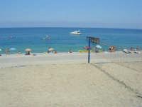 Villaggio Turistico Capo Calavà: la spiaggia - 23 luglio 2006   - Gioiosa marea (1357 clic)