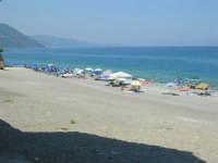Villaggio Turistico Capo Calavà: la spiaggia - 23 luglio 2006   - Gioiosa marea (1743 clic)