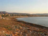 Golfo di Bonagia: la costa nei pressi del Monte Cofano - 12 ottobre 2008  - Cornino (745 clic)