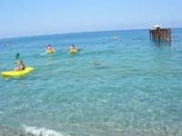 Villaggio Turistico Capo Calavà: il mare - 23 luglio 2006   - Gioiosa marea (6435 clic)