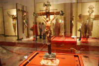 Fulget crucis mysterium - Il genio immortale e la devozione popolare - Mysterium Crucis nell'arte trapanese dal XIV al XVIII secolo - Chiesa di Sant'Agostino - 13 marzo 2009   - Trapani (1735 clic)