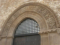 visita alla città - ex Chiesa S. Gerlando - 25 aprile 2008   - Sciacca (1017 clic)