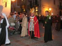 2° Corteo Storico di Santa Rita - Rita novizia - I tre santi protettori (S. Giovanni Battista, S. Agostino, S. Nicola da Tolentino) - 17 maggio 2008   - Castellammare del golfo (1097 clic)