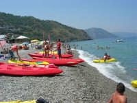 Villaggio Turistico Capo Calavà: la spiaggia ed il mare - 23 luglio 2006   - Gioiosa marea (2549 clic)