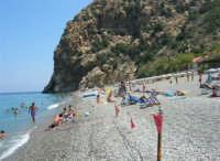 Villaggio Turistico Capo Calavà: la spiaggia ed il mare - 23 luglio 2006   - Gioiosa marea (1810 clic)