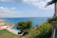costa e mare dal belvedere - 25 aprile 2008   - Sciacca (1384 clic)