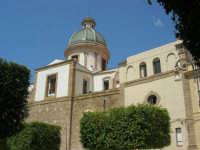 visita alla città - Chiesa del Carmine - 25 aprile 2008   - Sciacca (983 clic)