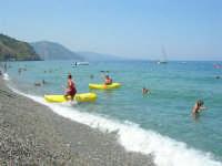 Villaggio Turistico Capo Calavà: la spiaggia ed il mare - 23 luglio 2006   - Gioiosa marea (1498 clic)