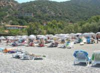 Villaggio Turistico Capo Calavà: la spiaggia - 23 luglio 2006   - Gioiosa marea (1202 clic)