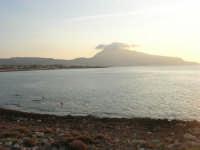 Golfo di Bonagia e Monte Erice - 12 ottobre 2008  - Cornino (830 clic)