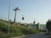 monte Erice - funivia: stazione - 1 maggio 2008   - Erice (866 clic)